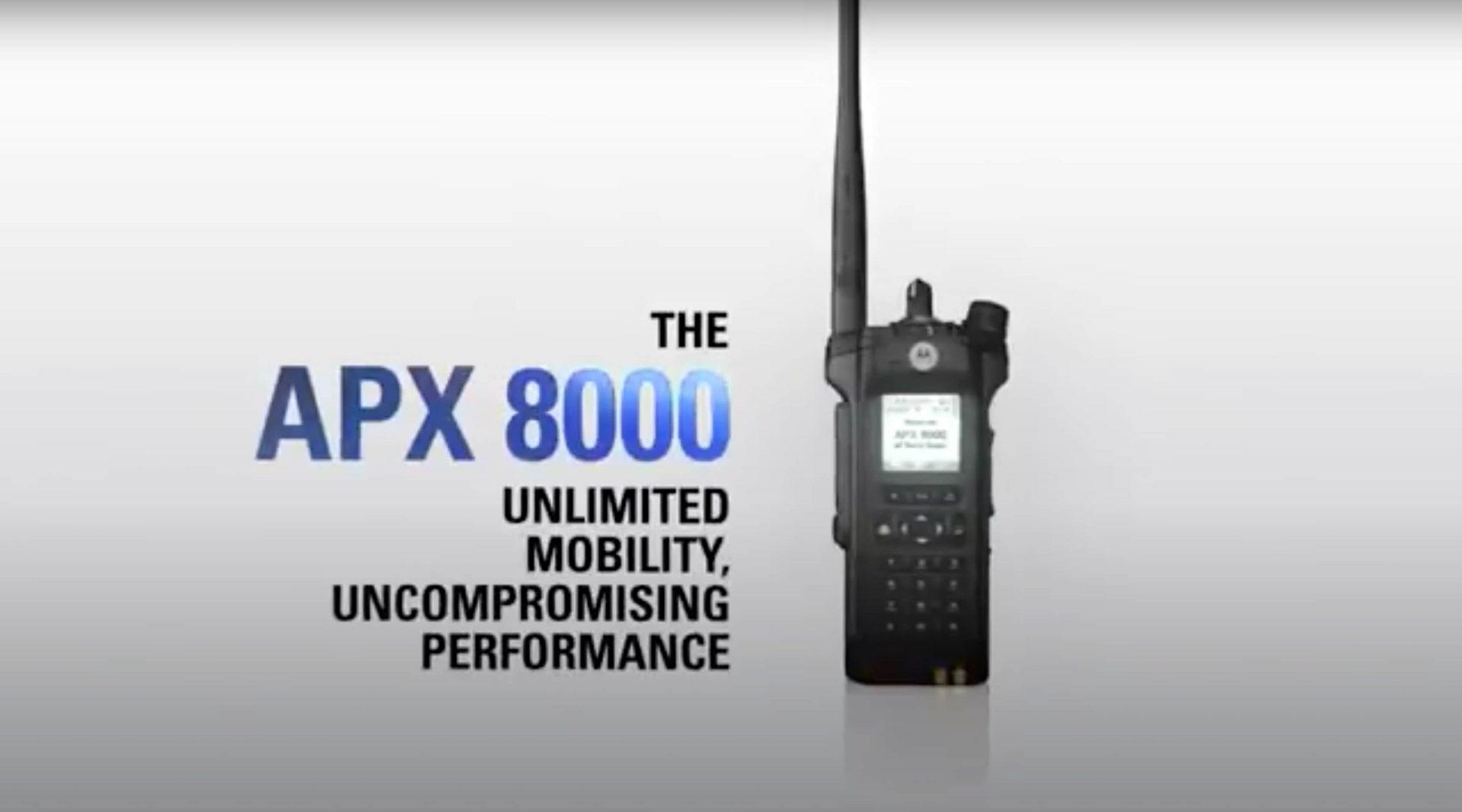 apx8000 screenshot